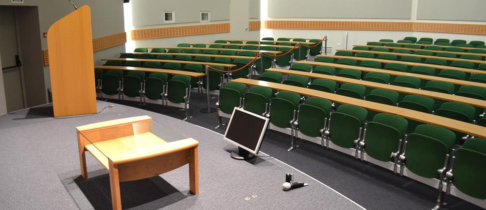 Auditorium  Cci Vende