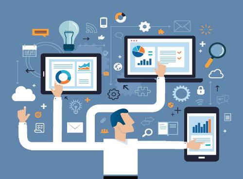 L'impact du numérique sur les formes de travail