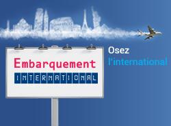 EMBARQUEMENT INTERNATIONAL