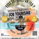 Job Tourisme en Vendée