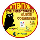 Alerte Commerces 85