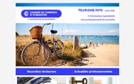 Tourisme Economie CCI