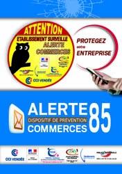 Vendée Sécurité Commerce CCI Accompagnement