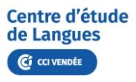 Formation continue Formation Compétences Centre d'Etude de Langues CCI Vendee CCI