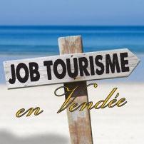 Job Tourisme en Véndée